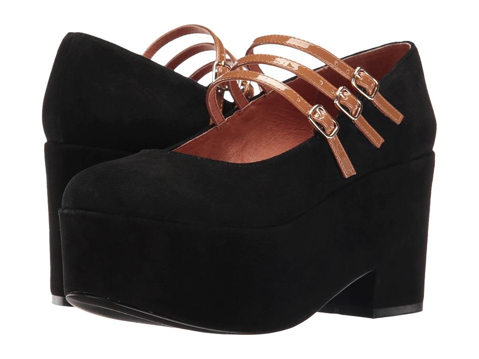 Shellys London Wakefield (Black) High Heels
