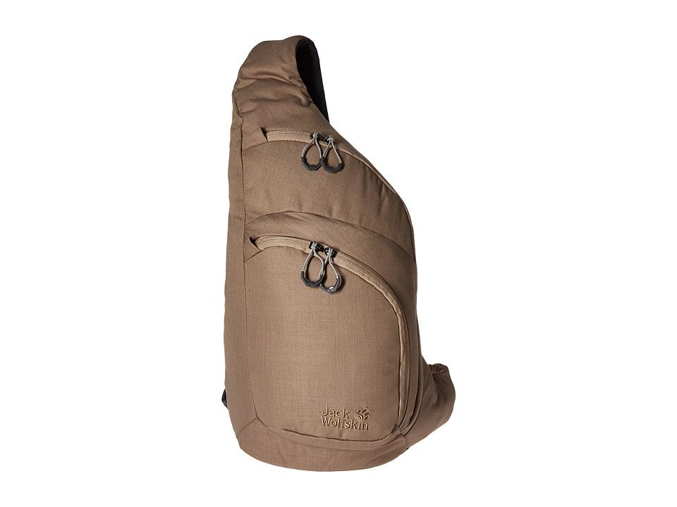 Jack Wolfskin Centennial (Gravel) Backpack Bags