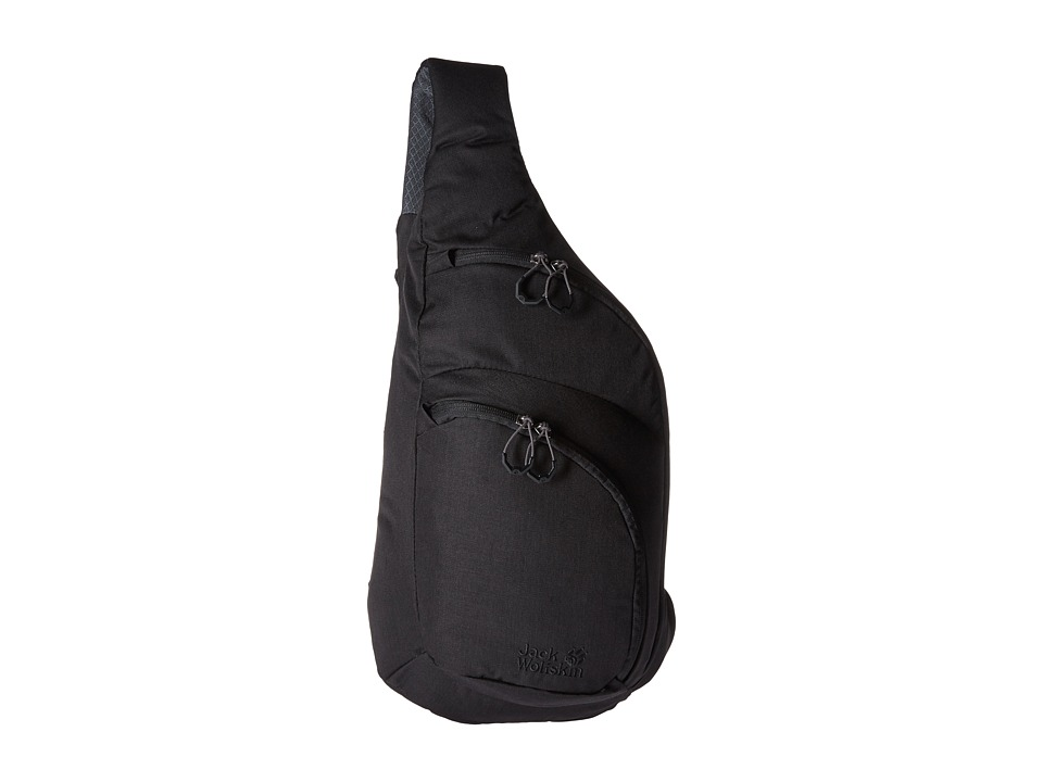 Jack Wolfskin Centennial (Black 1) Backpack Bags