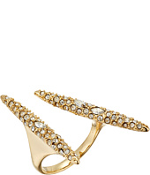 Alexis Bittar - Crystal Encrusted Modernist Spear Ring