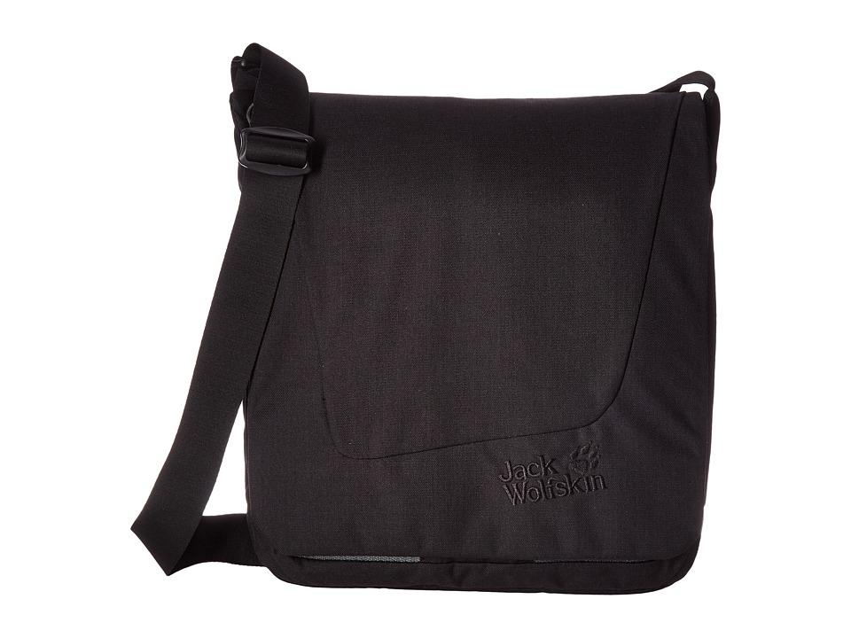 Jack Wolfskin Redfern (Black 1) Backpack Bags