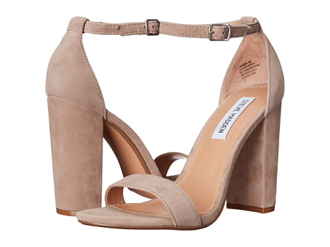 Steve Madden Carrson - Taupe Suede