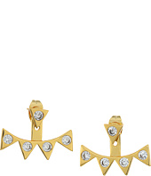 gorjana - Mika Shimmer Statement Ear Jacket Earrings