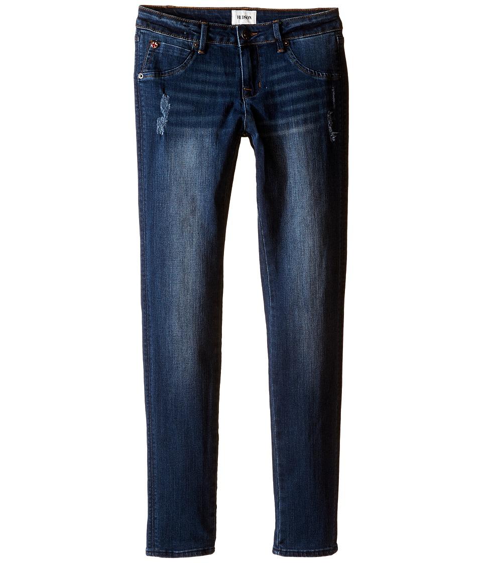 Hudson Kids - Collin Skinny Flap Pocket Skinny in Lexington Wash