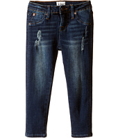 Hudson Kids - Collin Skinny Flap Pocket Skinny in Lexington Wash (Toddler/Little Kids)