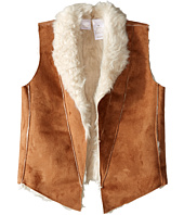 Kardashian Kids - Mock Suede Fur Vest (Toddler/Little Kids)