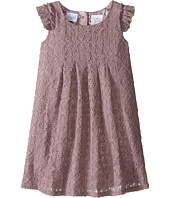 Kardashian Kids - Pleated Crochet Lace Dress (Infant)