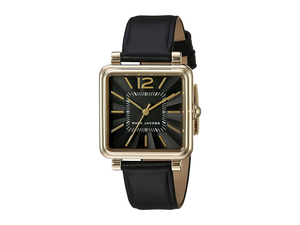 Marc Jacobs Vic - MJ1522 (Black) Watches