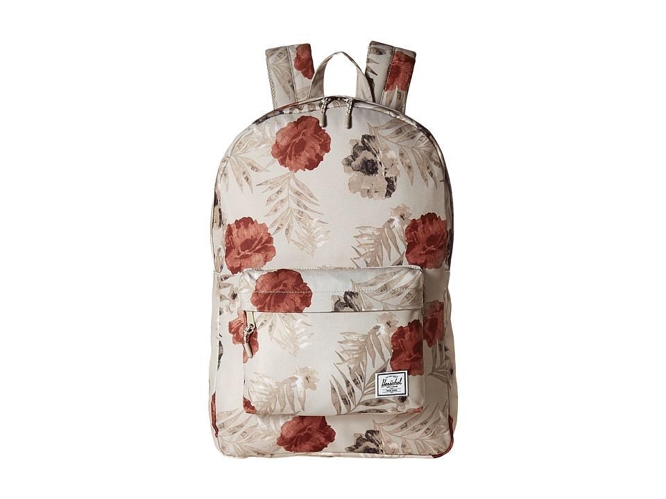 Herschel Supply Co. Classic (Pelican Floria) Backpack Bags