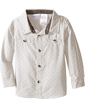 Kardashian Kids - Shirt with Mini Yardage and Faux Suede Trim (Infant)