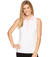 Under Armour Golf - Zinger Sleeveless Stripe Polo