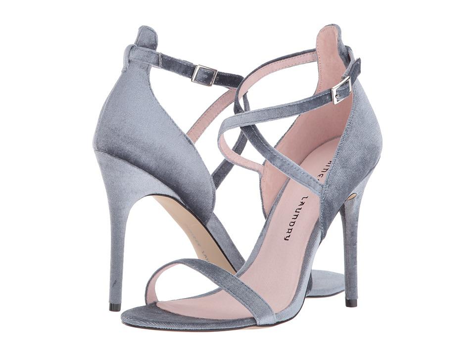 Chinese Laundry Lavelle (Steel Blue Rich Velvet) High Heels
