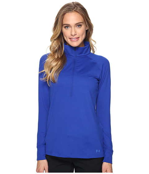 Under Armour Golf Zinger 1/4 Zip - Royal/Royal/Academy