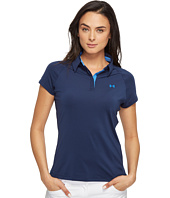 Under Armour Golf - Zinger UPF Short Sleeve Polo