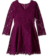 Ella Moss Girl - Gwen All Over Lace Dress (Big Kids)