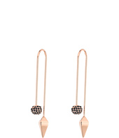 Rebecca Minkoff - Cube/Ball Threader Earrings 16