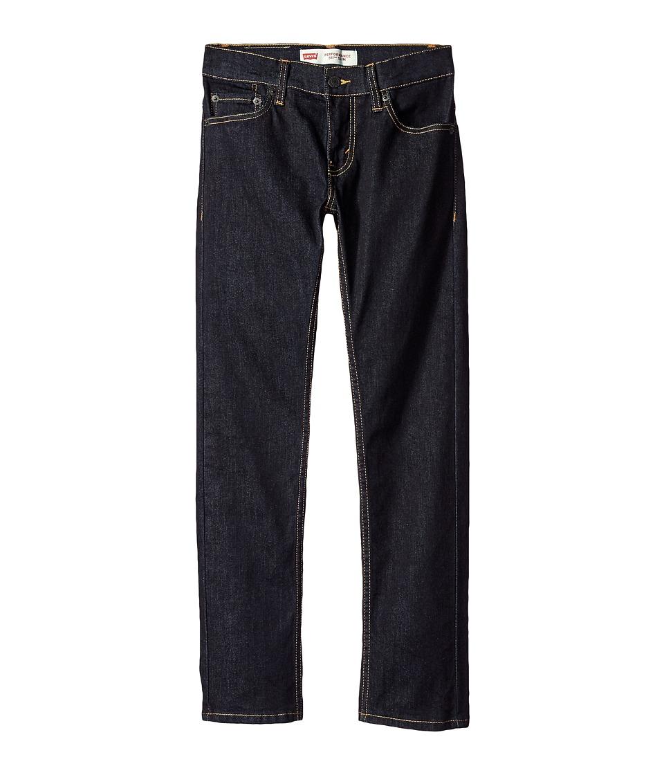 Levis(r) Kids - 511 Performance Jeans (Big Kids) (Ice Cap) Boys Jeans