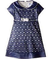 Us Angels - Cut Out Cap Sleeve Skater Dress (Infant)