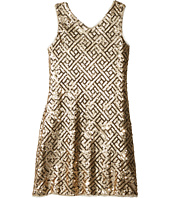 Us Angels - Sequin Sleeveless Sheath Dress (Big Kids)