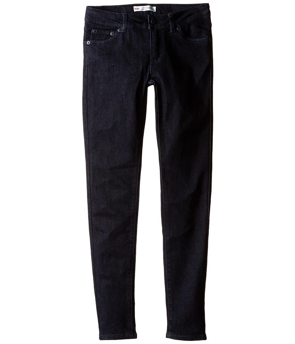 Levis(r) Kids - 710 Performance Jeans (Big Kids) (Midnight Cove) Girls Jeans