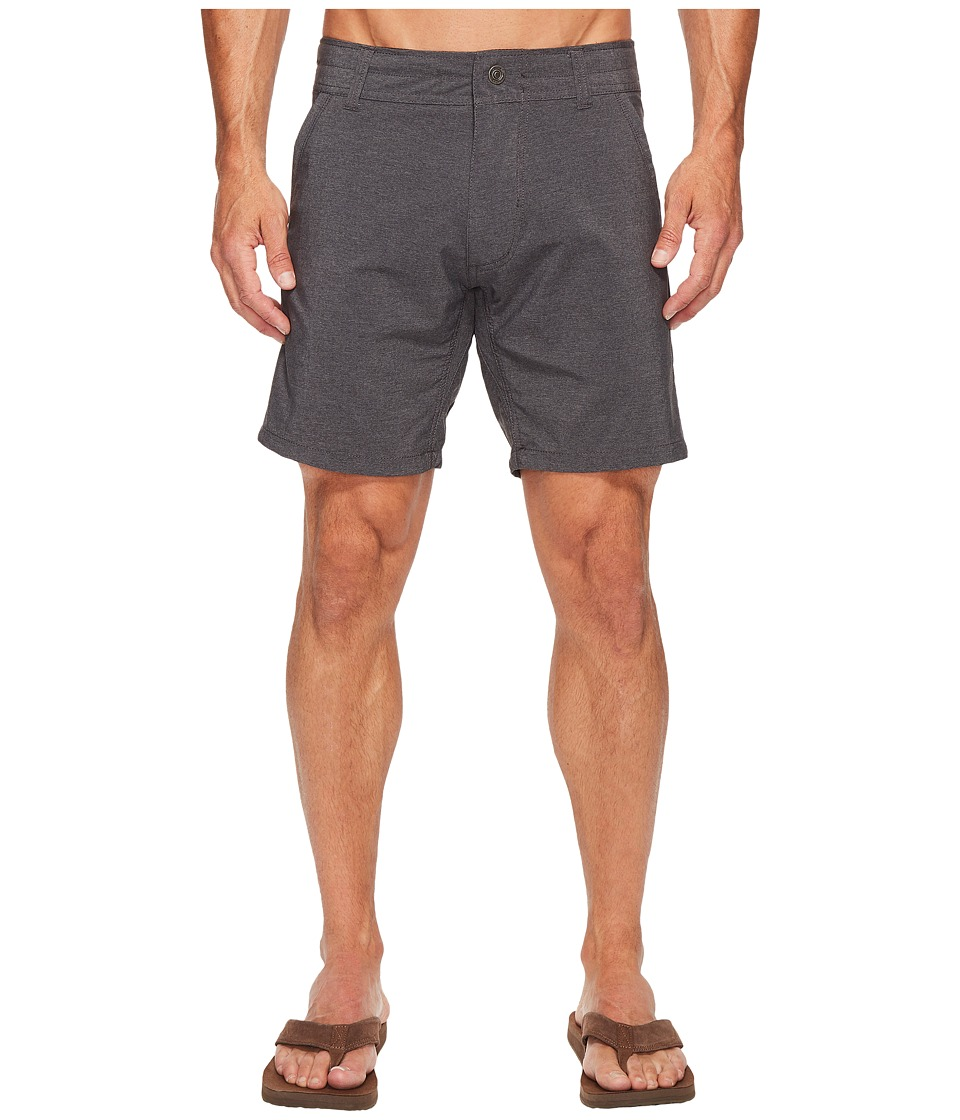 KUHL Shift Amfib Shorts 8 (Carbon) Men