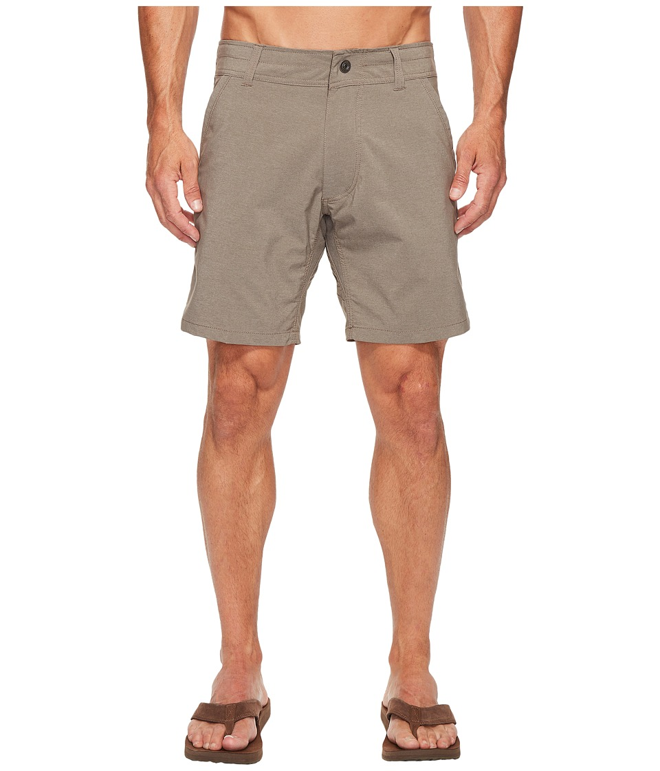 KUHL Shift Amfib Shorts 8 (Charcoal) Men