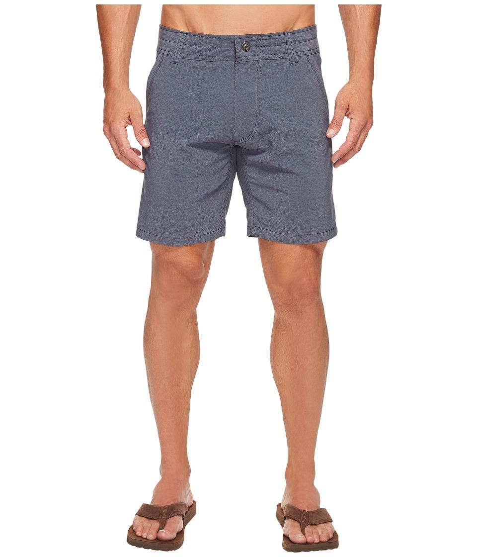 KUHL Shift Amfib Shorts 8 (Pirate Blue) Men
