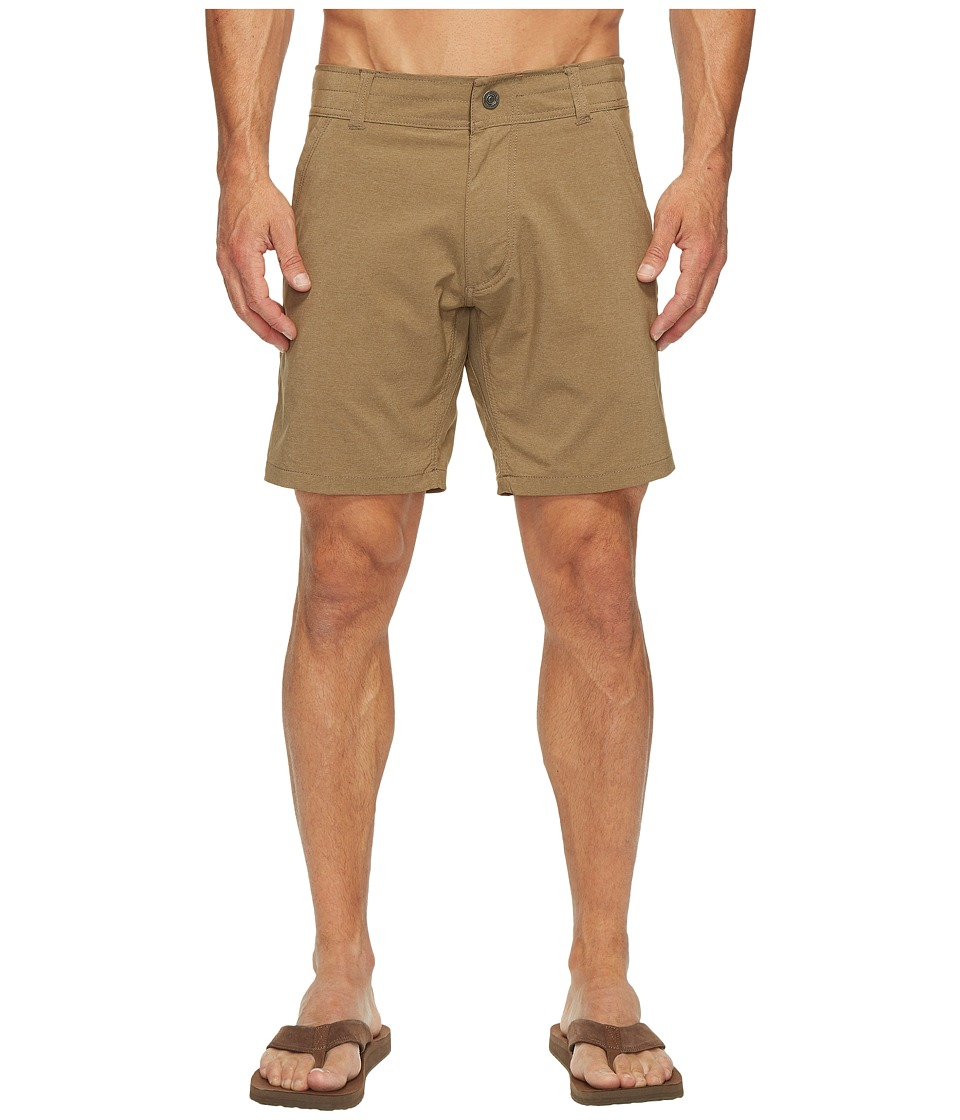 KUHL Shift Amfib Shorts 8 (Buckskin) Men