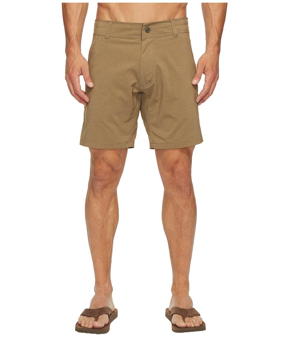 KUHL Shift Amfib Shorts 8 (Buckskin) Men