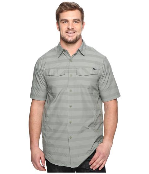 Columbia Silver Ridge™ Multi Plaid S/S Shirt - Tall - Cypress Stripe