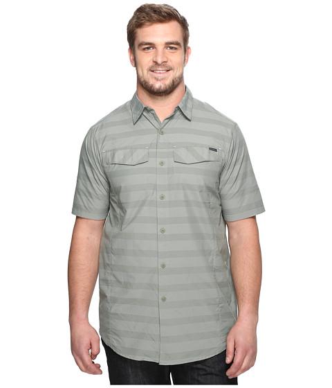 Columbia Silver Ridge™ Multi Plaid S/S Shirt - Big - Cypress Stripe