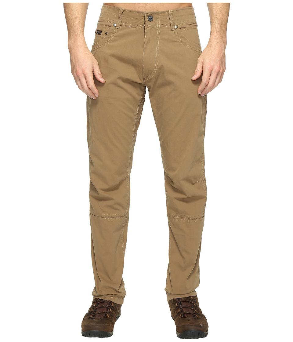KUHL Klassik Fit Radikl Pants (Dark Khaki) Men