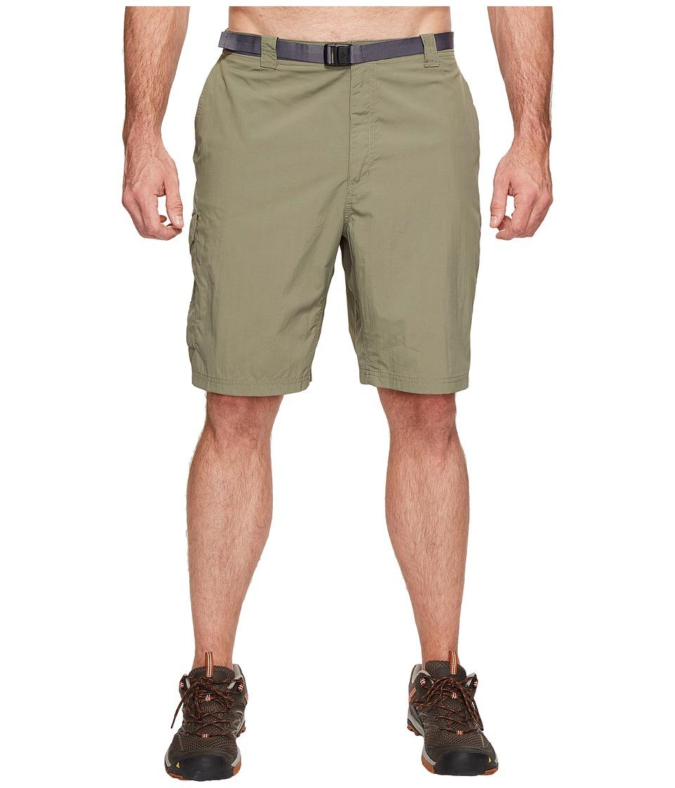 Columbia Big Tall Silver Ridge Cargo Short (42-54) (Cypress/Valencia) Men