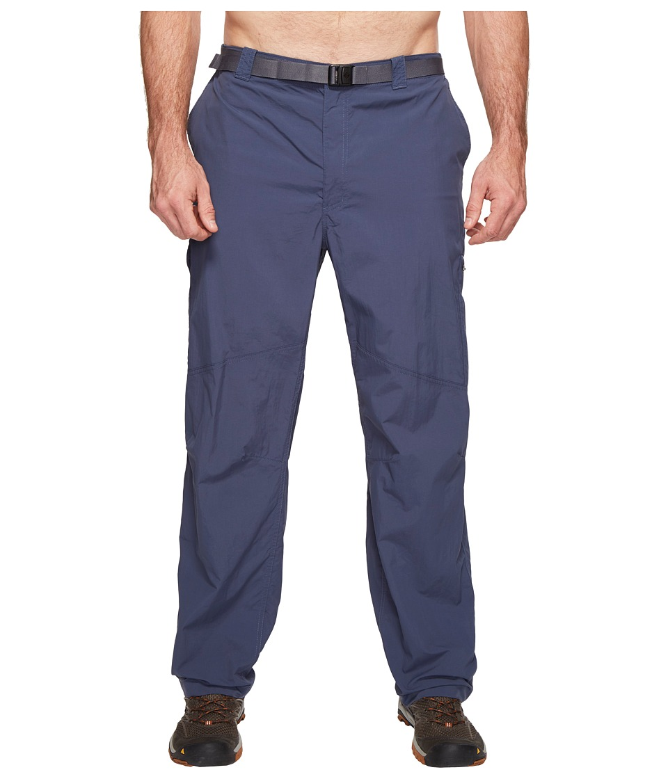 Columbia Big Tall Silver Ridgetm Cargo Pant (Zinc/Voltage) Men
