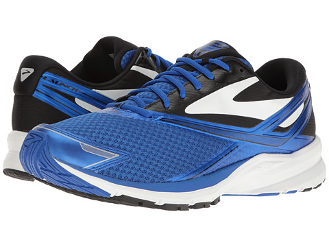 Brooks Launch 4 - Electric Brooks Blue/Black/White