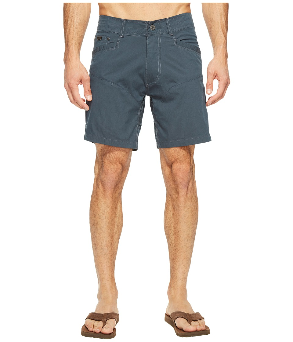 KUHL Kontra Air Shorts 8 (Deep River Blue) Men