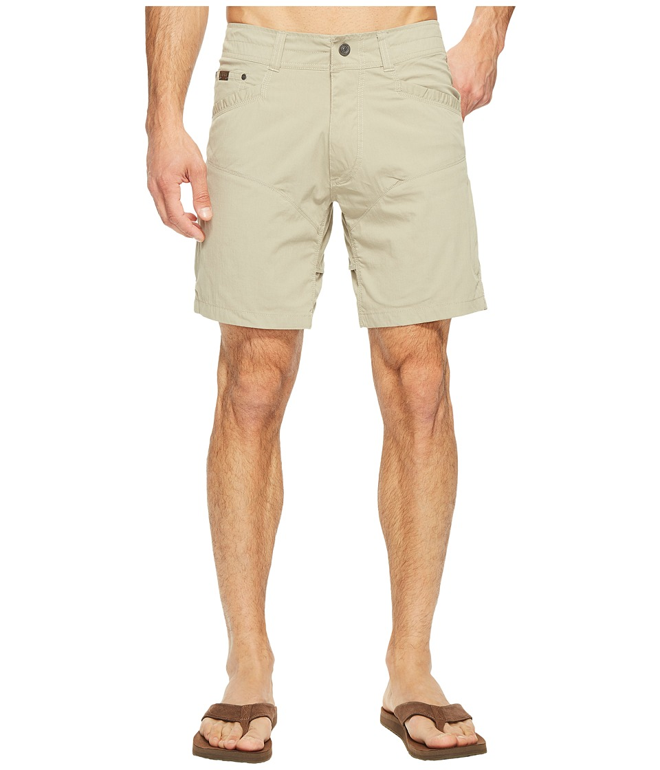 KUHL Kontra Air Shorts 8 (Light Khaki) Men