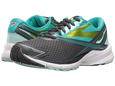 Brooks Launch 4 - Anthracite/Ceramic/Lime Punch