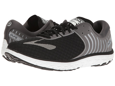 Brooks PureFlow 6 - Black/Anthracite/Silver