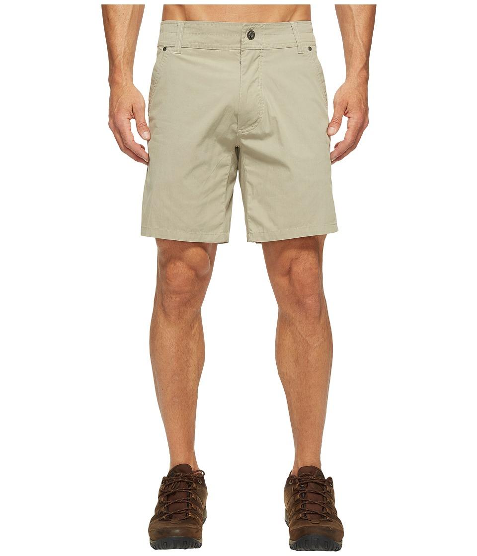 KUHL Kontra Shorts 8 (Light Khaki) Men