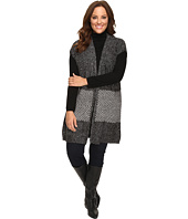 B Collection by Bobeau Curvy - Plus Size Kori Oversized Sweater Vest