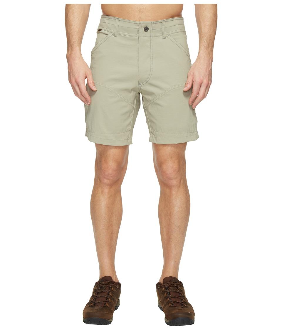 KUHL Renegade Shorts 10 (Brushed Nickel) Men