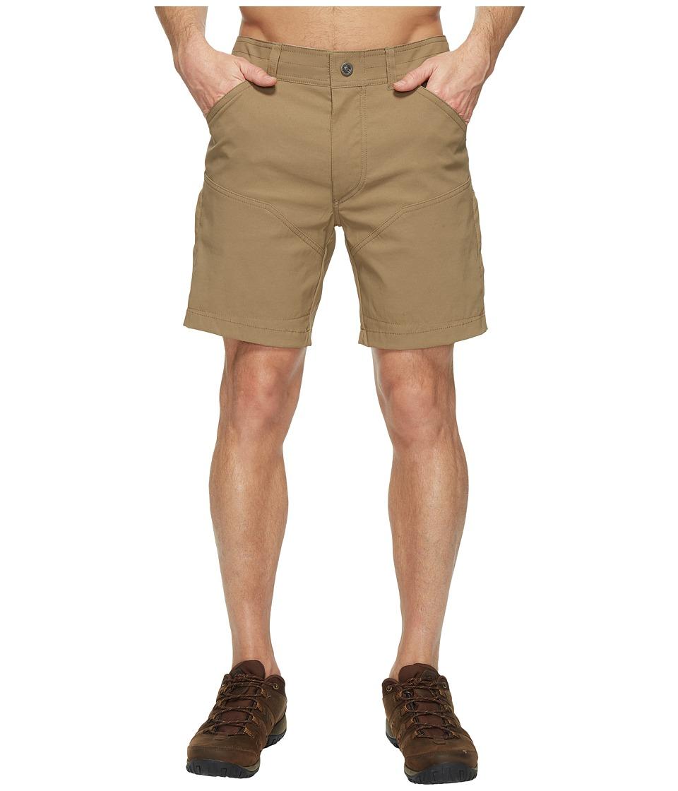 KUHL Renegade Shorts 10 (Buckskin) Men