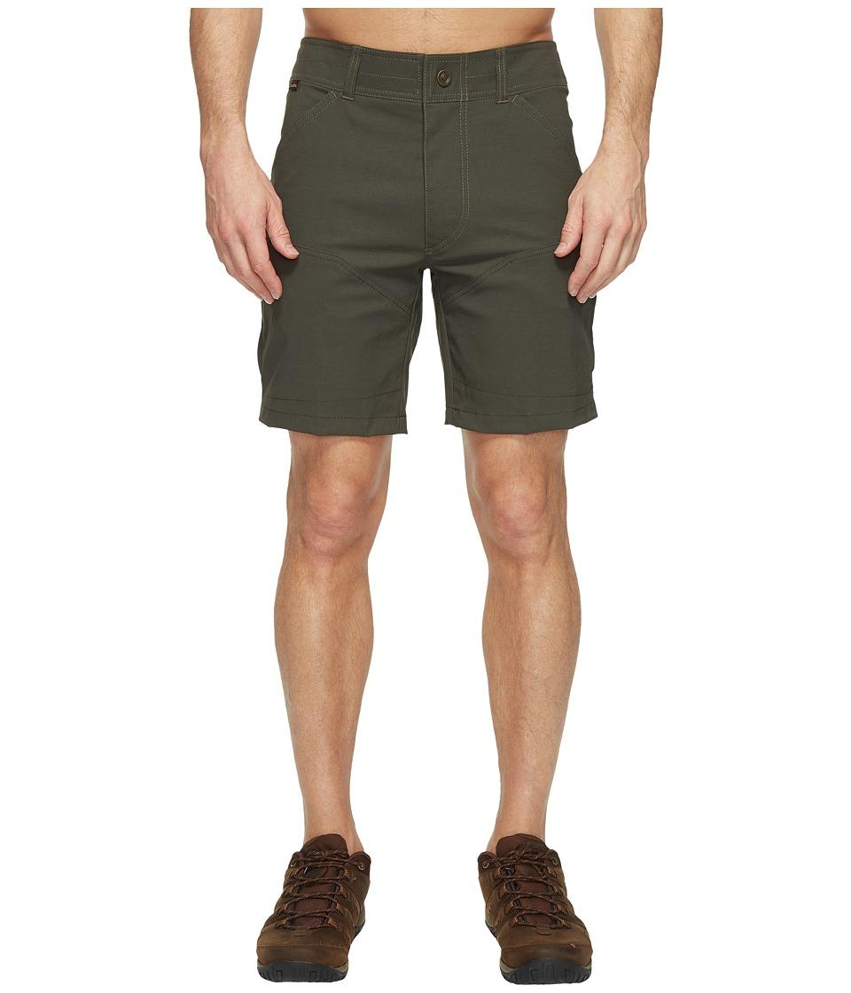 KUHL Renegade Shorts 10 (Dark Forest) Men