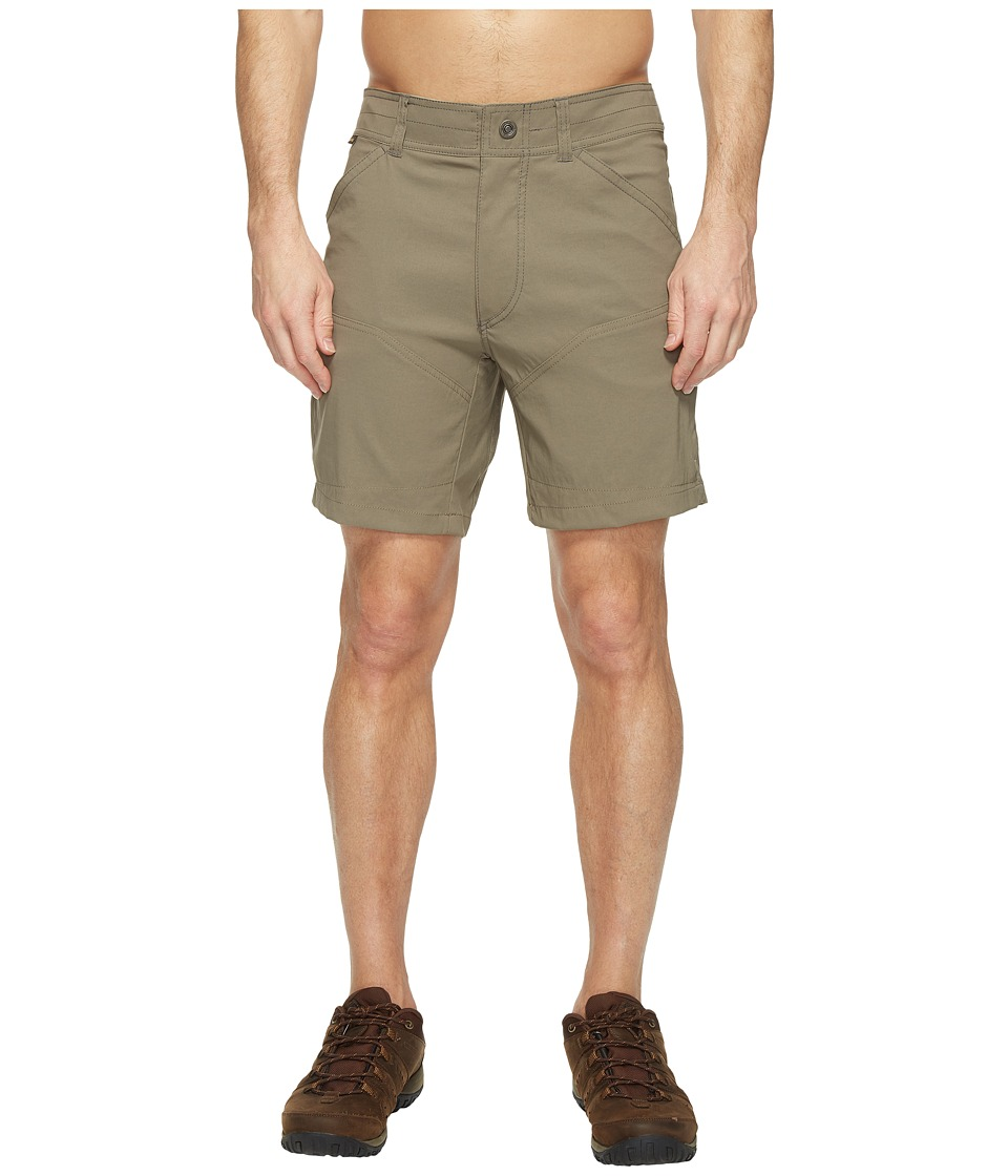 KUHL Renegade Shorts 10 (Khaki) Men