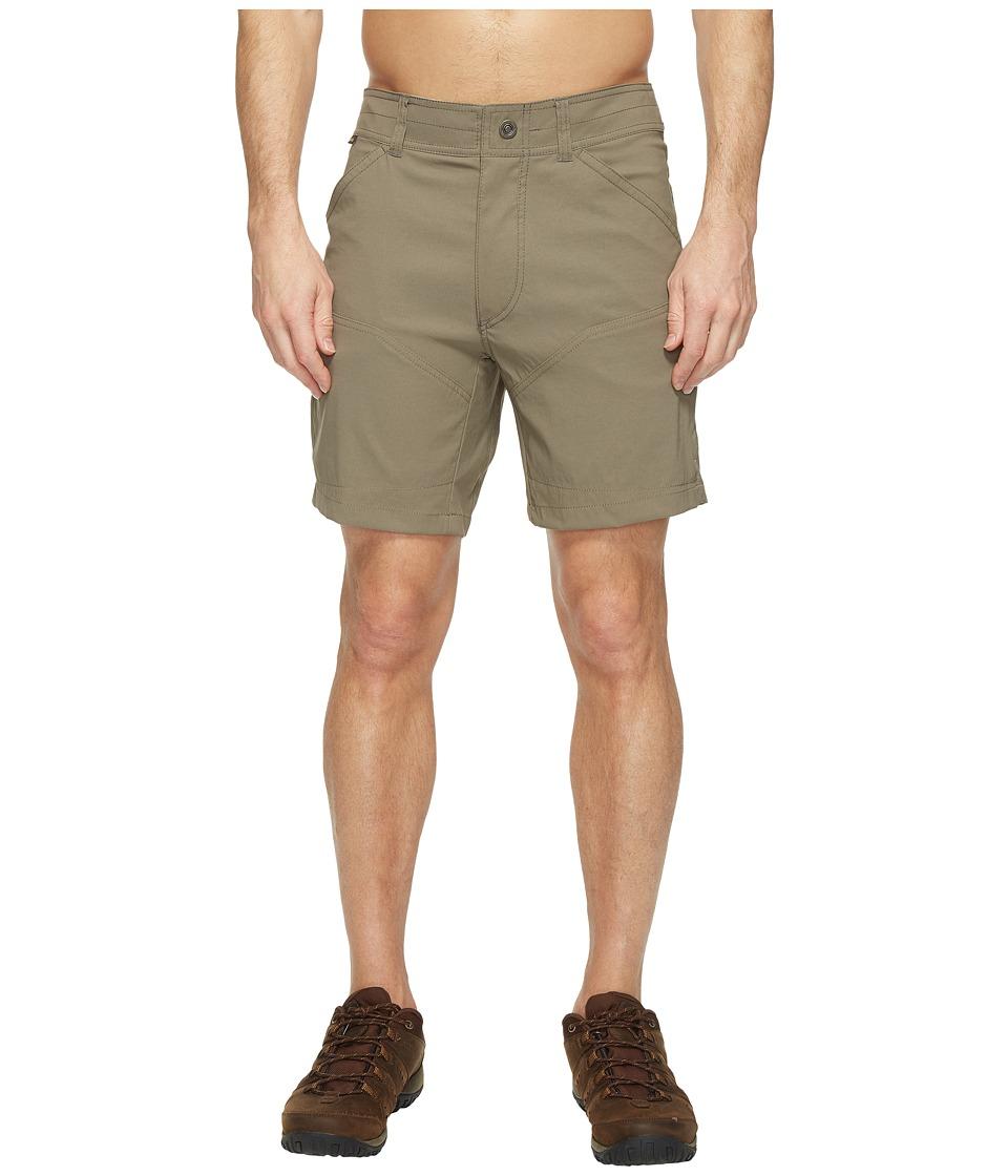 KUHL Renegade Shorts 10 (Khaki) Men