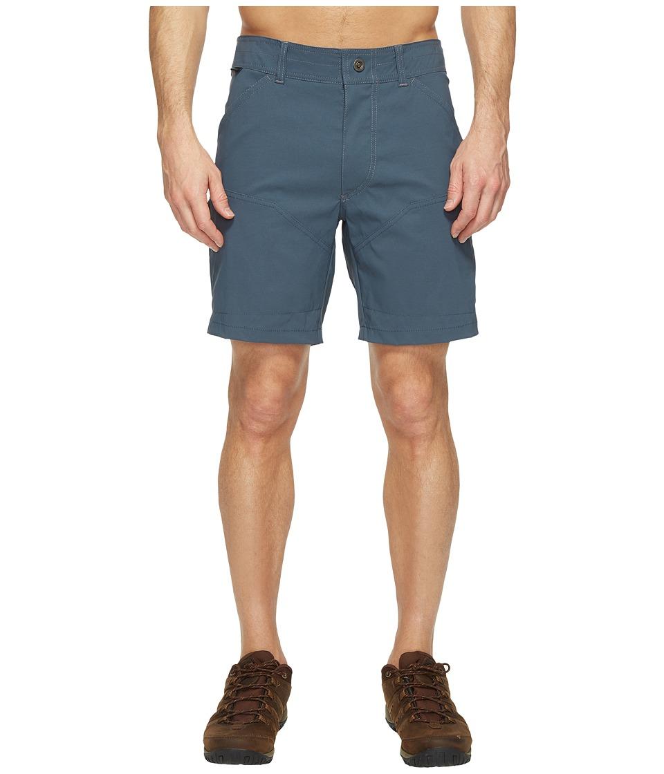 KUHL Renegade Shorts 10 (Metal Blue) Men