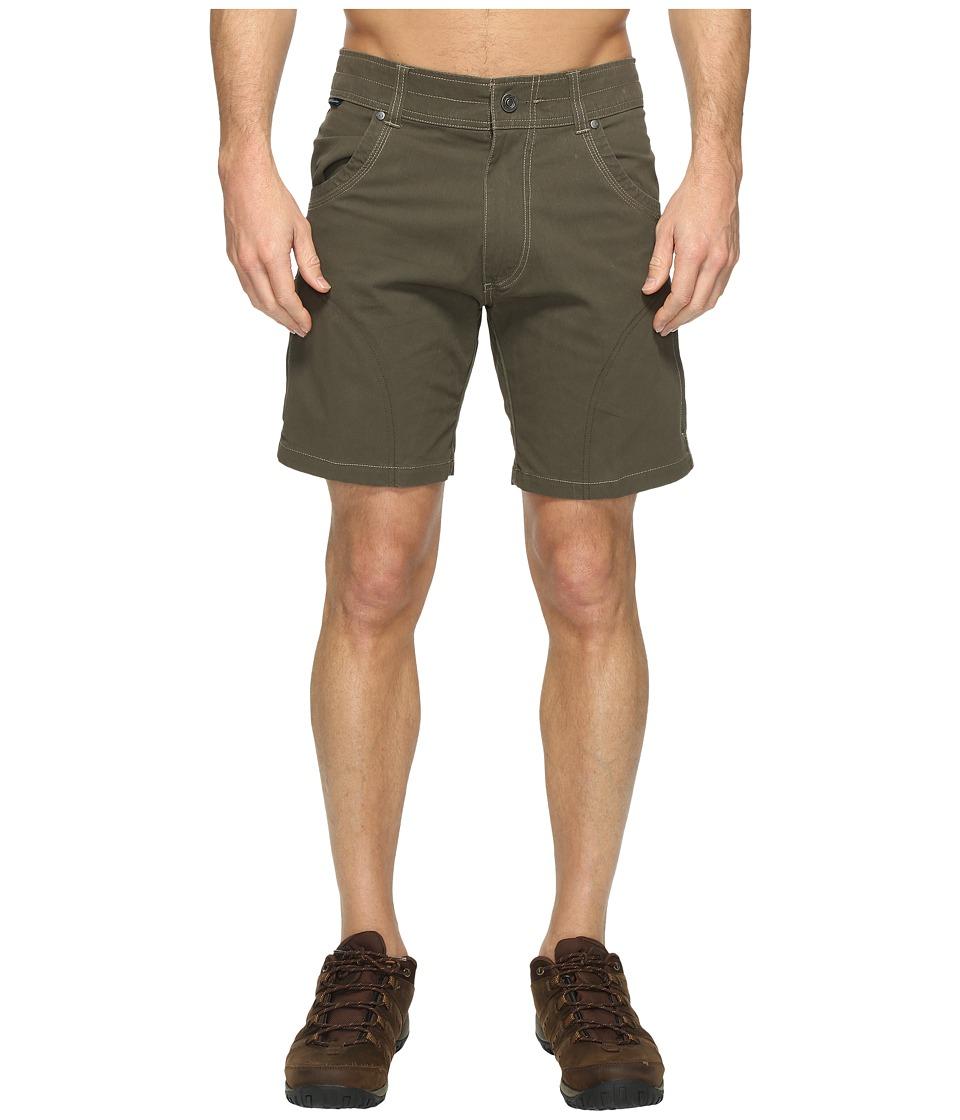 KUHL Ramblr Shorts 10 (Gunmetal) Men