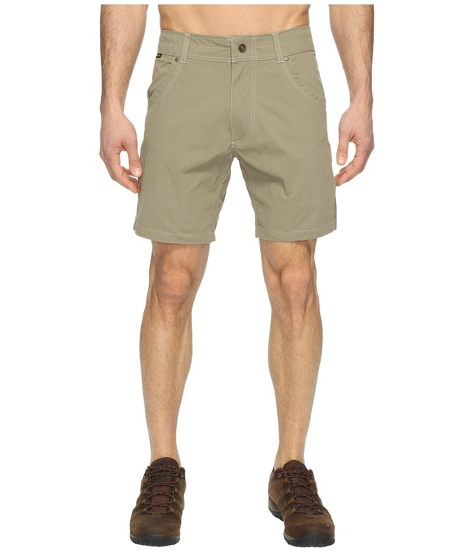 KUHL Ramblr Shorts 10 (Khaki) Men