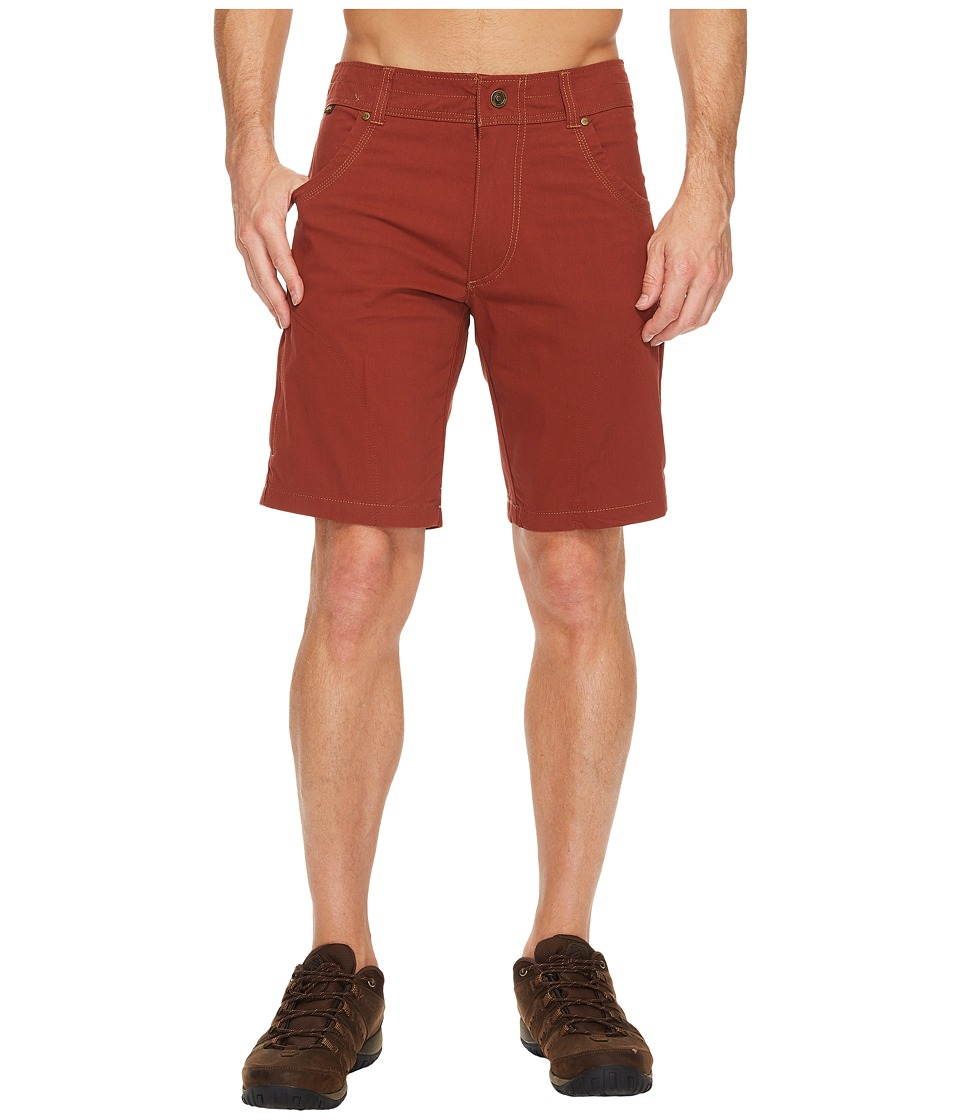KUHL Ramblr Shorts 10 (Red Rock) Men